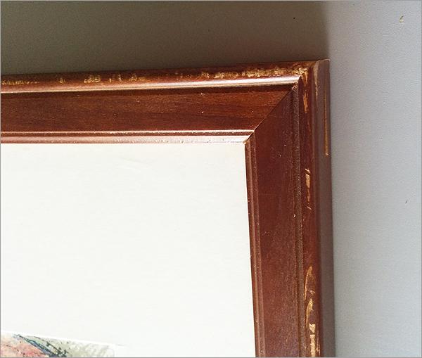 【シャガール リトグラフ (額装)】検:Marc Chagallオデッセイ_画像3