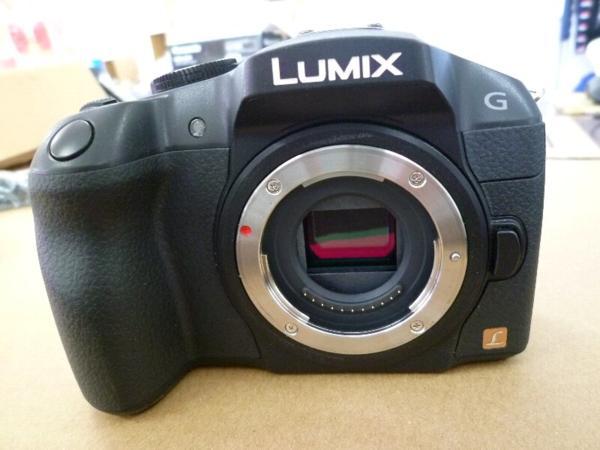 【ピックアップ藤枝高洲店】  /◆3114カメラ Panasonic DMC-G6 LUMIX G