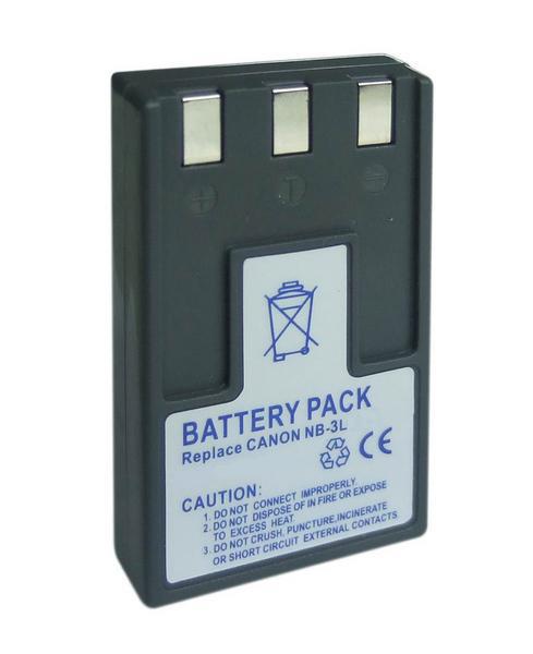 キャノン NB-3L 互換バッテリーIXY DIGITAL L/L2/600/700 等対応
