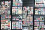 〇外国切手 ヨーロッパ フランス・イタリア・サンマリノ他 約1267枚 未使用約642枚 使用済み約625枚