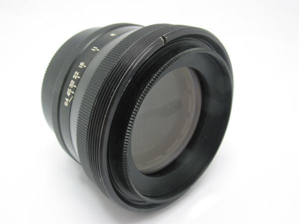 ★ハロ-カメラ★5807 富士写真光機(FUJINAR 18cm F4.5)国産大判用レンズ 良品級_画像2
