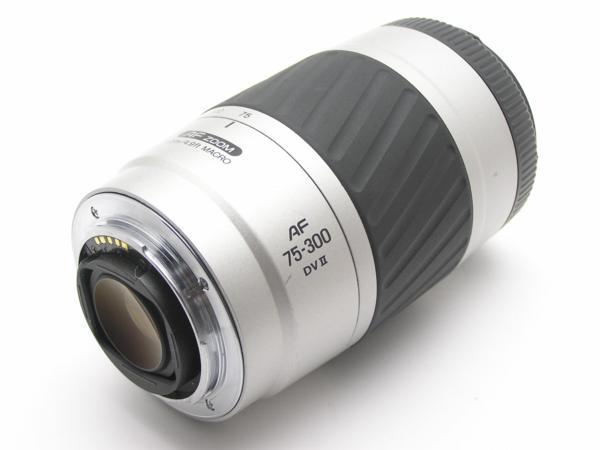 ★ハロ-カメラ★5838 MINOLTA AF ZOOM 75-300mm F4.5-5.6 DVⅡ 動作品 難有 現状_画像7