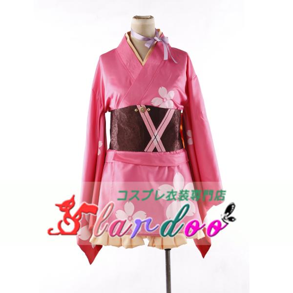 甲鉄城のカバネリ 無名 コスプレ衣装 グッズの画像