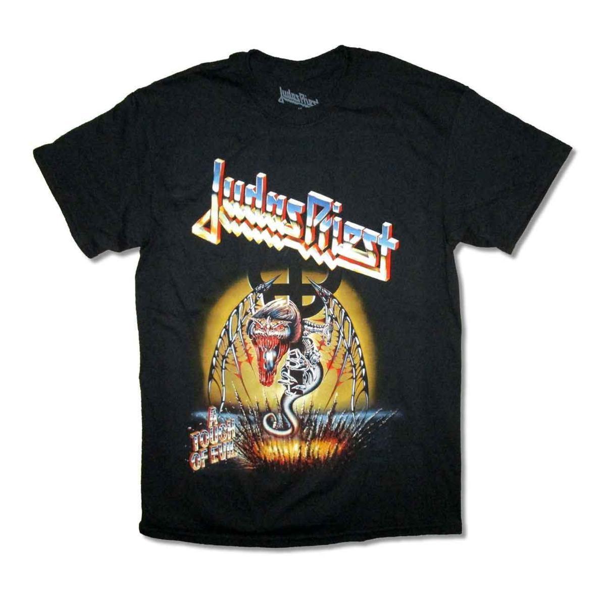 Judas Priest バンドTシャツ ジューダス・プリースト A Touch Of Evil M