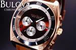1円3本英マンチェスター公式ブローバBy Bulova Caravelle腕時計
