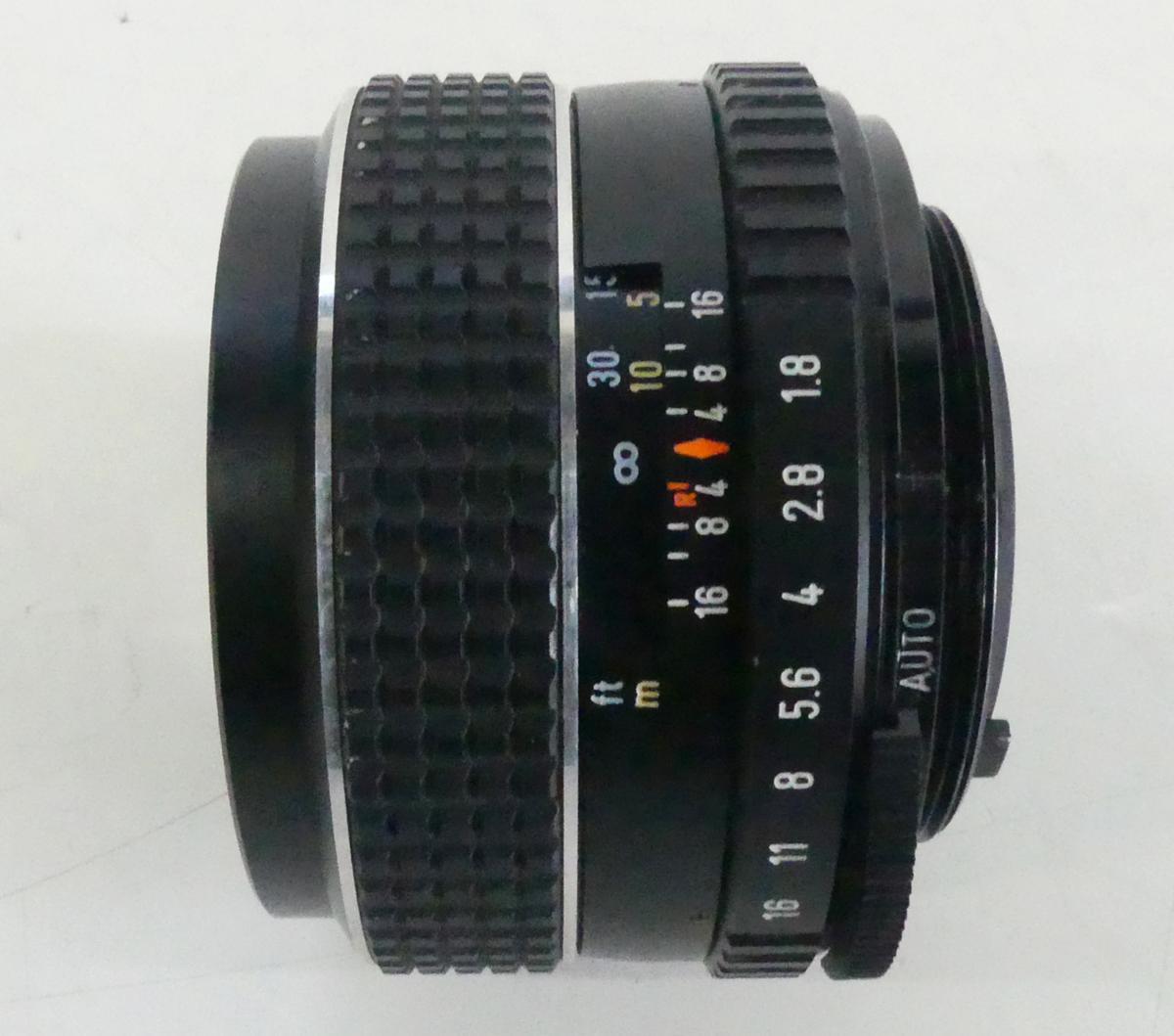 ☆PENTAX ペンタックス SMC TAKUMAR 55mm F1.8 USED☆_画像2