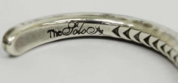 1A2487/Cody Sanderson×TheSoloIst Hand Filtted Cuff コディサンダーソン ソロイスト バングル CS.0023_画像8