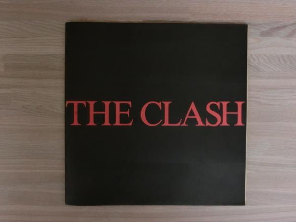 t655 THE CLASH 初来日1982年 コンサートパンフレット