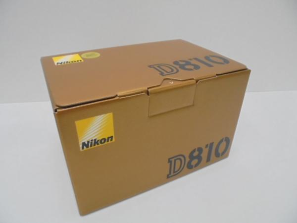 c919 ニコン Nikon デジタル一眼レフカメラ D810 ボディ 新品