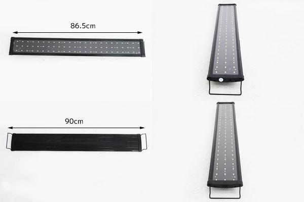 ●アクアリウムライト 水槽用照明 900/72発LED 90cm~115cm_画像5