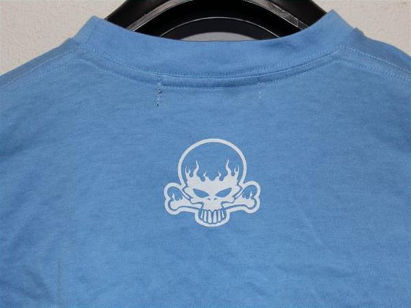 ロック&リパブリック ROCK&REPUBLIC レディース半袖Tシャツ ブルー 新品_画像5