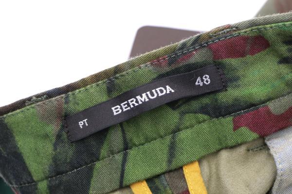 1円スタート!PT BERMUDA ピーティーバミューダ 新品メンズハーフパンツ 48 ①_画像5