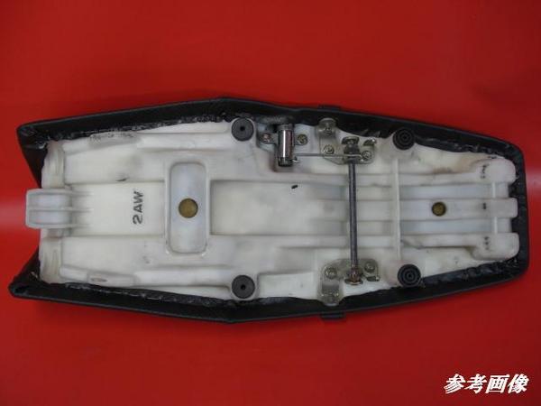 【日本製】■TZR250(1KT) ノンスリップ カスタム シートカバー シート表皮 ピースクラフト RR_画像3