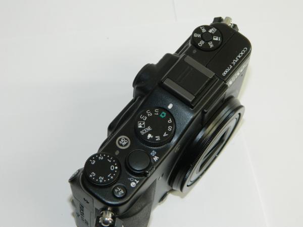 動作品 Nikon ニコン デジタルカメラ COOLPIX P7000 10.1メガピクセル 光学7.0倍 ブラック 付属有り 中古 即決 リサイクルマート半田店_画像7