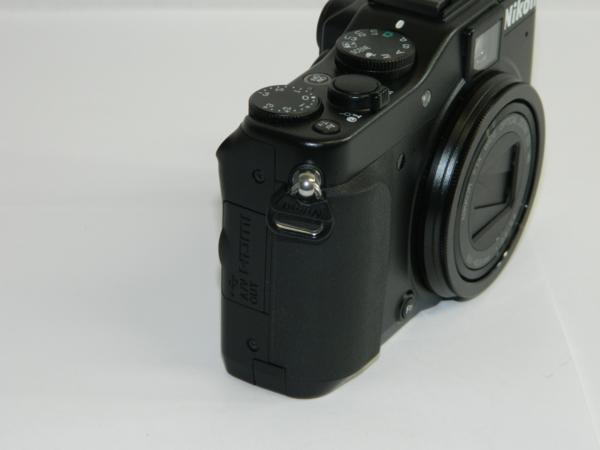 動作品 Nikon ニコン デジタルカメラ COOLPIX P7000 10.1メガピクセル 光学7.0倍 ブラック 付属有り 中古 即決 リサイクルマート半田店_画像8