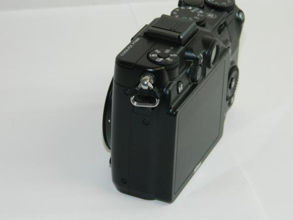 動作品 Nikon ニコン デジタルカメラ COOLPIX P7000 10.1メガピクセル 光学7.0倍 ブラック 付属有り 中古 即決 リサイクルマート半田店_画像9