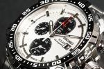 1円~セイコー逆輸入ソーラーアラームクロノグラフ腕時計