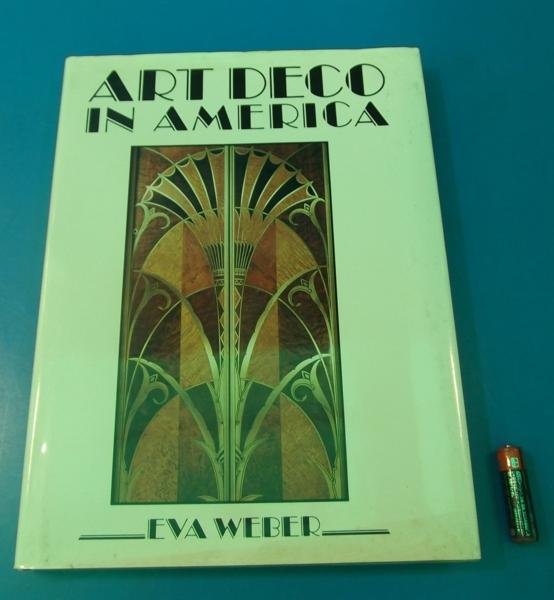 1987年 ART DECO IN AMERICA_画像1