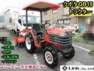 福井▲ クボタ トラクター GB15 逆転 PTO パワステ