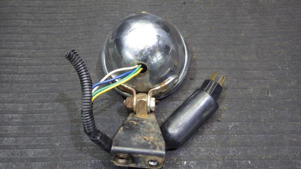ヤマハ SR400 1JR ヘッドライト 社外品 Y132-8_画像8