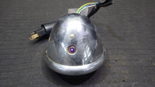 ヤマハ SR400 1JR ヘッドライト 社外品 Y132-8_画像9