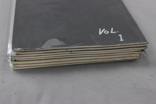 【マンガ図書館Z】計奈恵先生 同人誌「シベール」vol.1~vol.7 直筆サイン入り rfp1075_画像8