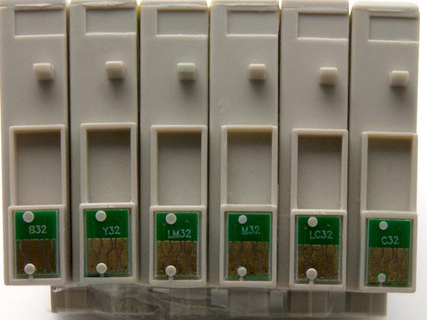 互換インク IC32系6色 色選択可