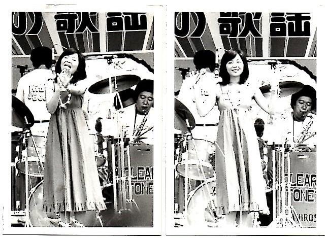 ☆太田裕美 古写真4枚組4☆タレントグッズ スチール
