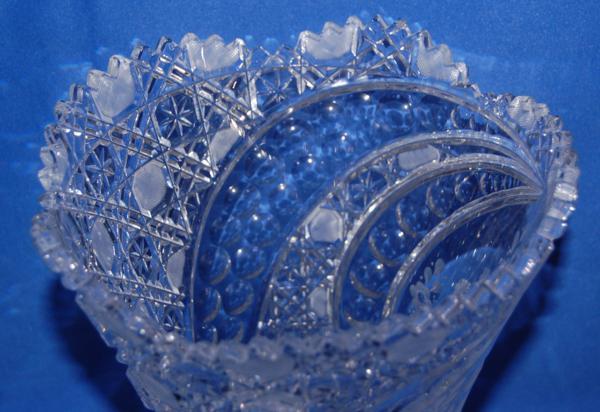 マイセン クリスタル 花瓶 クリア フラワーベース ケース_画像4