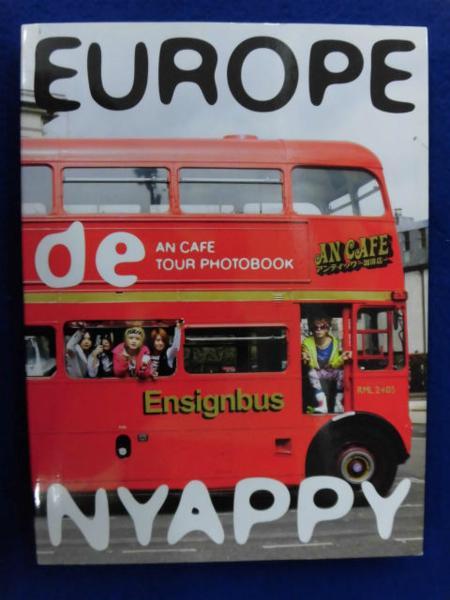 C160AN CAFEアンティック-珈琲店- EUROPE de NYAPPY/DVD付