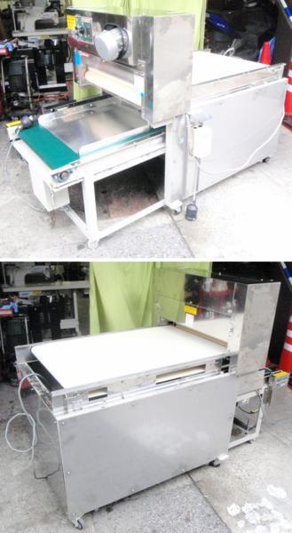 ◆分解清掃整備済!さぬき麺機「麺切り機・麺カッター」◆_画像1