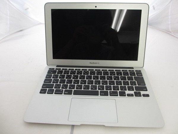 [極美品1円] Apple Macbook Air MD711J/A A1465 Core i5 1.3GHz 4GB 128GB 11.6インチ Mid 2013_画像2