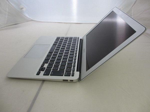 [極美品1円] Apple Macbook Air MD711J/A A1465 Core i5 1.3GHz 4GB 128GB 11.6インチ Mid 2013_画像5