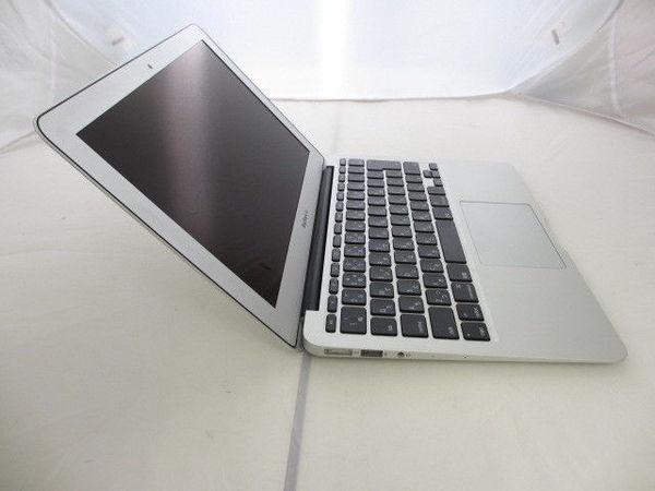 [極美品1円] Apple Macbook Air MD711J/A A1465 Core i5 1.3GHz 4GB 128GB 11.6インチ Mid 2013_画像6