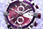 新品 正規品 サルバトーレマーラ Salvatore Marra クロノグラフ クオーツ メンズ 男性用 腕時計 希少パープル