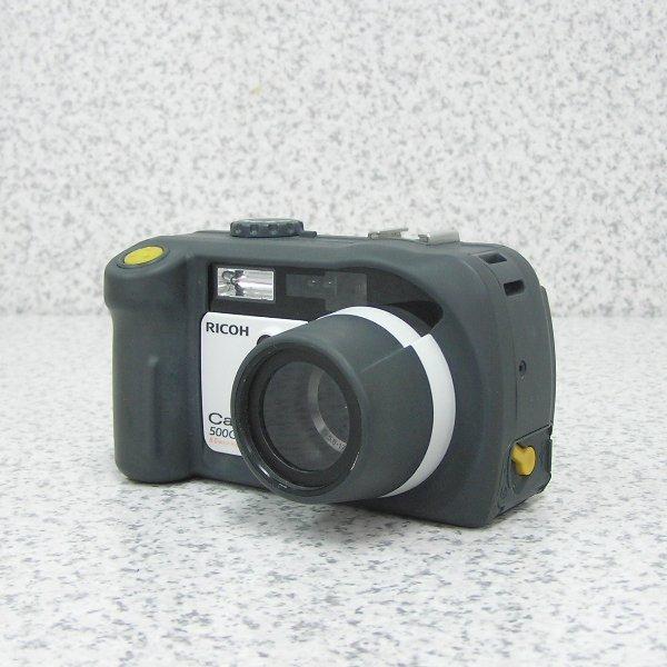 ■○ 2台入荷RICOH/リコー防水、防塵、耐衝撃デジタルカメラCaplio500Gwide 動作確認済み
