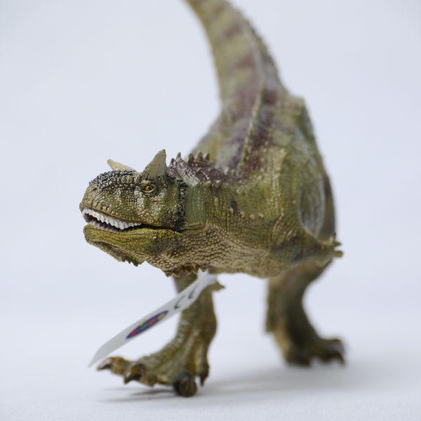 新品☆Papo社 カルノタウルス 55032☆リアル恐竜フィギュア