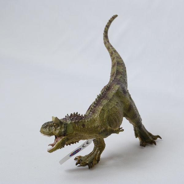 新品☆Papo社 カルノタウルス 55032☆リアル恐竜フィギュア_画像6
