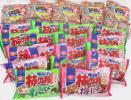 送料無料■uj267■亀田製菓 柿の種 わさび(182g)等 3種 22点