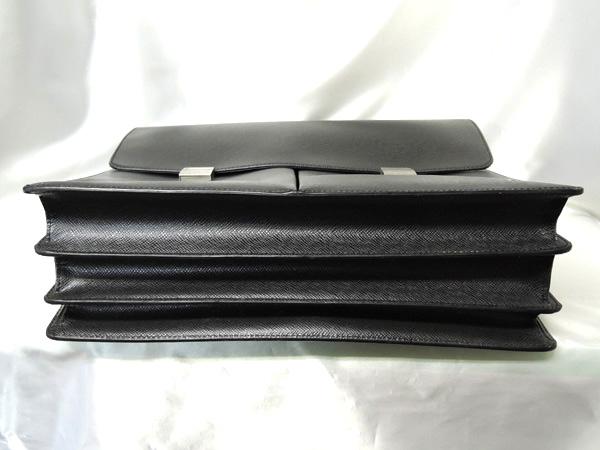 ヴィトン タイガ アルトワーズ セルヴィエットカザン M30802 ブリーフケース ビジネスバッグ 書類カバン 中古_画像4