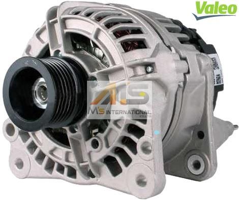 【M's】VW ゴルフ4/ボーラ(1J)/ゴルフ5(1K)VALEO製 ダイナモ 14V(110A)//OEM オルタネーター フォルクスワーゲン 036-903-018BX 439511_画像1