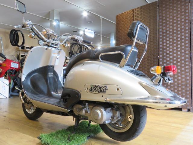HONDA JOKER 90 HF09 ホンダ ジョーカー90 23910km 90cc シルバー エンジン実動! バイク 原付二種 原チャリ スクーター 札幌発_画像5