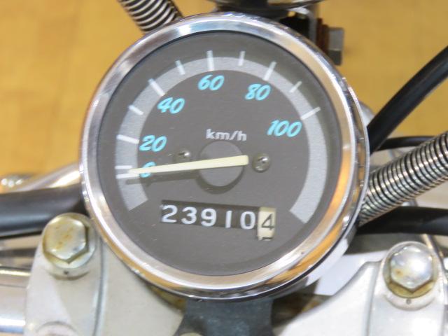 HONDA JOKER 90 HF09 ホンダ ジョーカー90 23910km 90cc シルバー エンジン実動! バイク 原付二種 原チャリ スクーター 札幌発_画像8