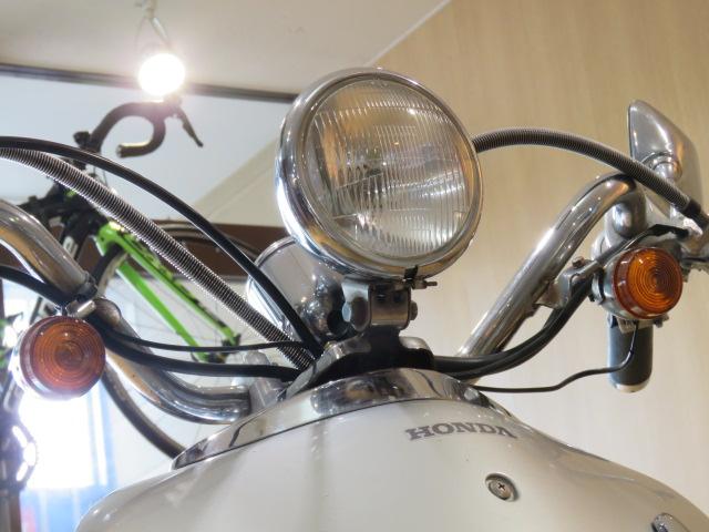 HONDA JOKER 90 HF09 ホンダ ジョーカー90 23910km 90cc シルバー エンジン実動! バイク 原付二種 原チャリ スクーター 札幌発_画像7