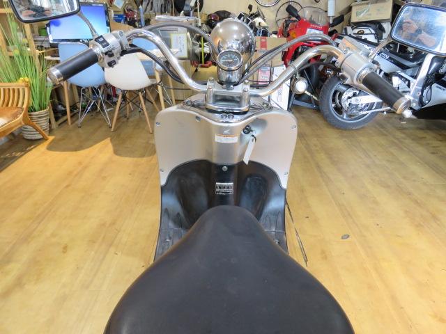HONDA JOKER 90 HF09 ホンダ ジョーカー90 23910km 90cc シルバー エンジン実動! バイク 原付二種 原チャリ スクーター 札幌発_画像10