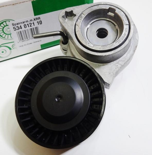エアコンベルトテンショナー/E60 E61 E63 E64 E65 E66 X5 E53_画像1