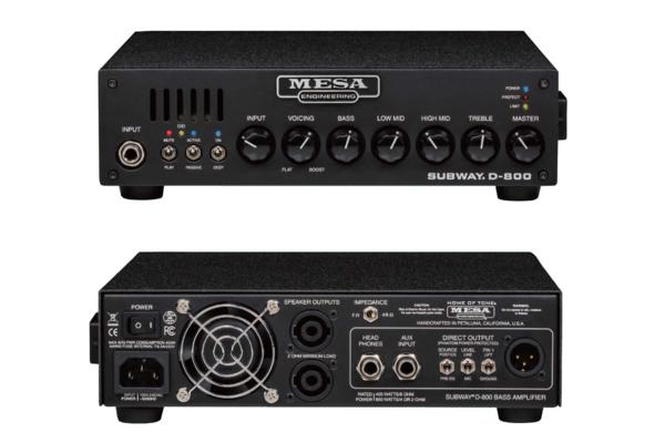 Mesa / Boogie / базовая голова Метро Д-800 [Меса Буги]