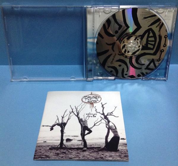 CD 洋楽 Qkumba Zoo / Wake Up & Dream 米盤_画像2