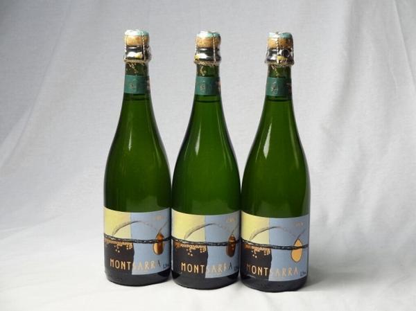 スペインスパークリング白ワイン3本セット モンサラ_s2000533_2.jpg