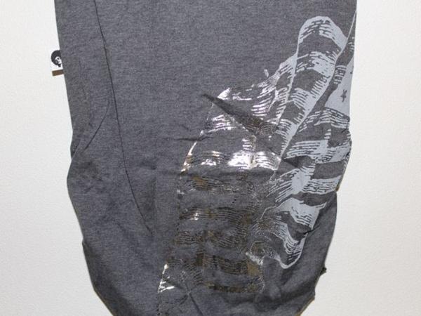 サディスティックアクション Sadistic Action レディース ラグラン チュニック Tシャツ NO22_画像7